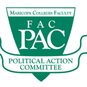 Maricopa Community Colleges Faculty Political Action Committee FacPAC