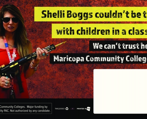 Shelli Boggs Flyer - Second Side