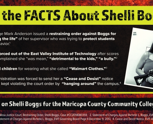 Shelli Boggs Flyer